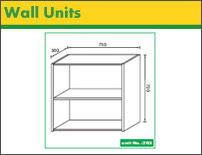 DIY Kitchen Unit prices
